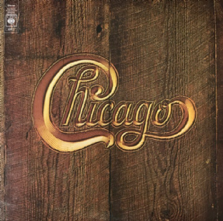 Chicago - Chicago V (LP) (VG-/VG)
